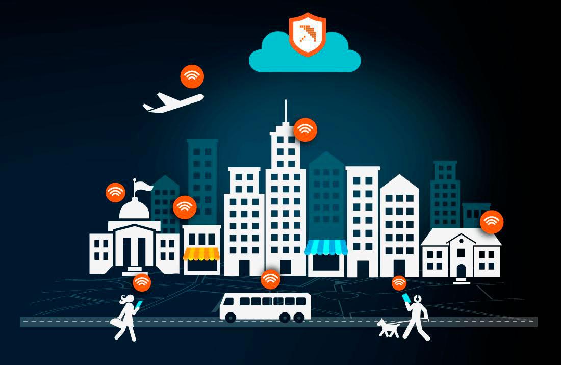 Wi-Fi, pieza fundamental de las ciudades inteligentes