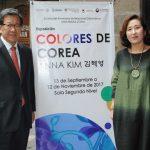 Corea plasma sus colores en el Museo Nacional de las Culturas del Mundo