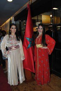 Tania Albor y Fernanda Betancourt