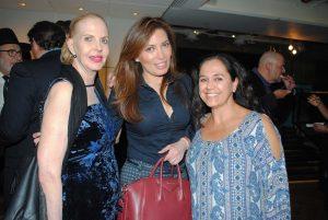 Therese Margolis, Emilia Alatriste y Yolanda Arellano Brun