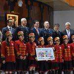 Conmemoran con billete de lotería 50 años del Plan DN-III E