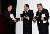 Condecoran con Águila Azteca al viceprimer ministro de Portugal