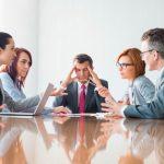 Conflictos en la oficina, ¿qué hacer?