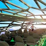 Construye Airbus un avión panorámico