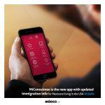 """Nuevo botón de emergencia en la app """"MiConsulmex"""""""
