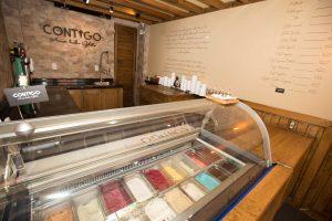 El más exquisito gelato, con toques mexicanos en Contigo