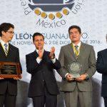 Continental Cuautla obtuvo Premio Nacional de Exportación