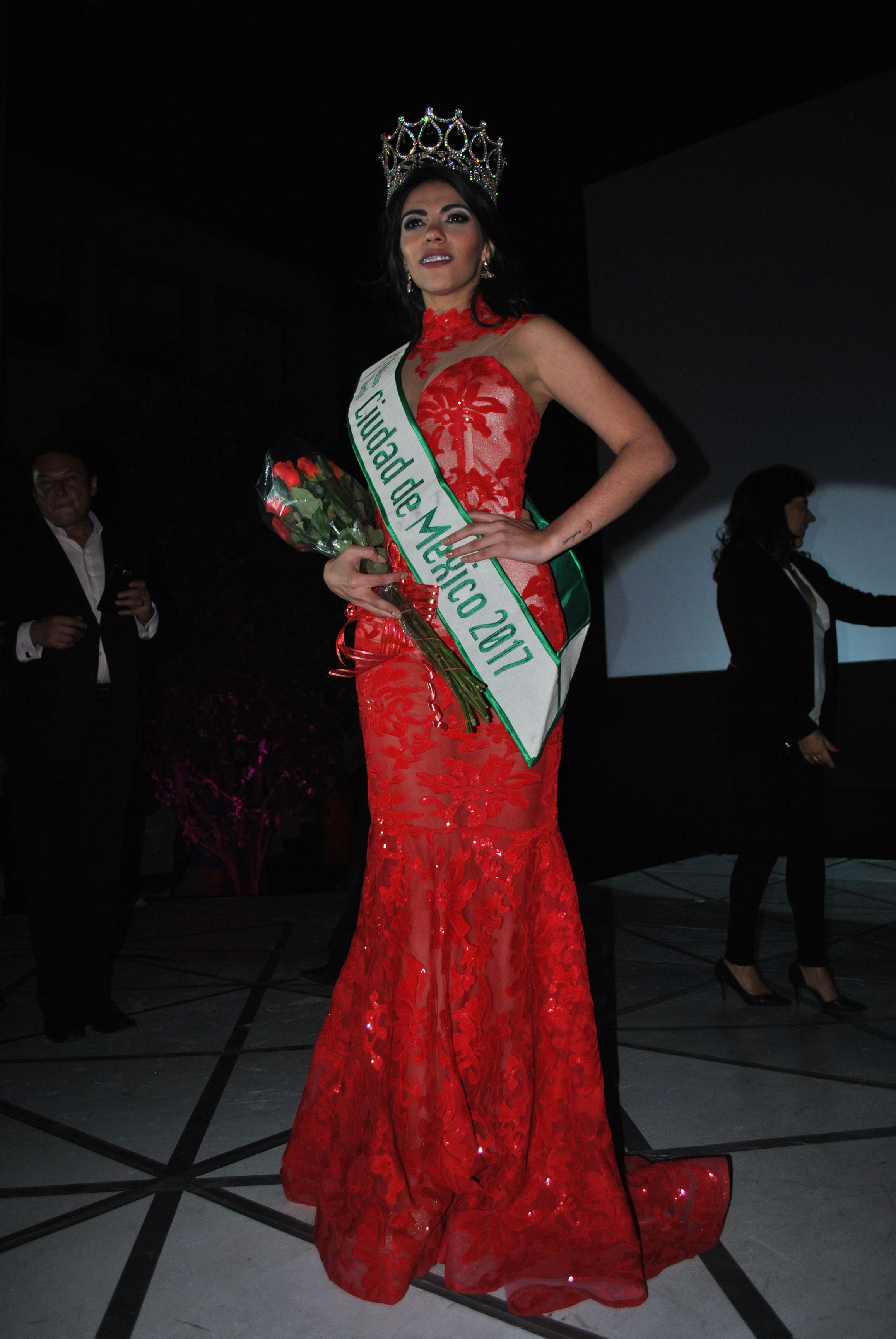 Miranda Jiménez, Miss Earth CDMX 2017