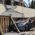 Crónica fotográfica, Zona de Coapa–Coyoacán, entre centros de acopio, edificios colapsados y por colapsar