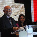 Eduardo Matos Moctezuma, arqueólogo mexicano, galardonado en el rubro de Cultura. Revista Protocolo Copyright©