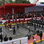 Culmina visita de la delegación mexicana de cadetes a la República del Perú