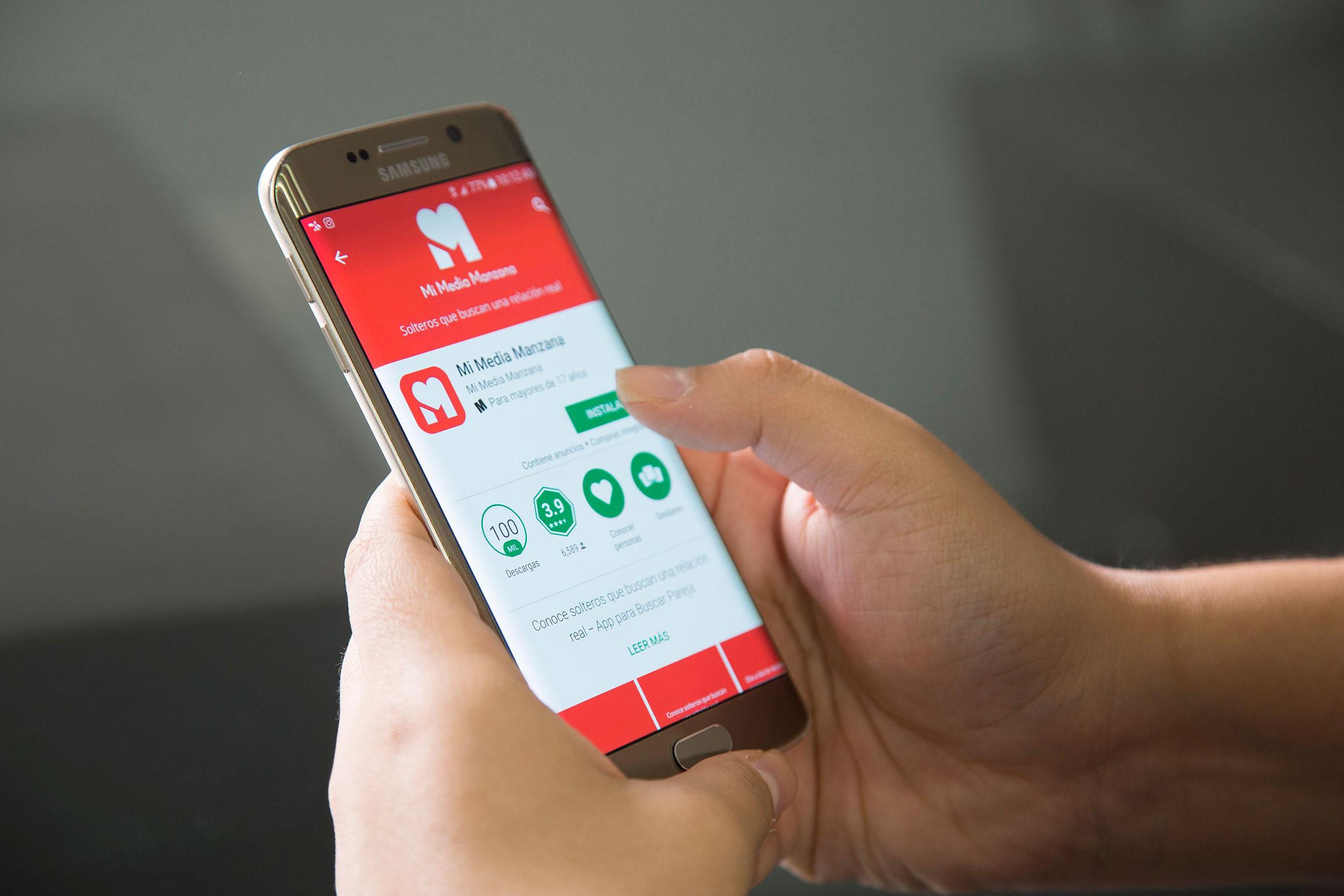Novedosa app te ayuda a encontrar pareja en internet