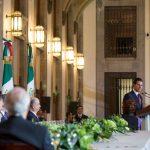 Define Peña Nieto cuatro puntos para negociar con EU