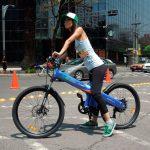 Deja el automóvil en fin de semana y conoce la ciudad en bici