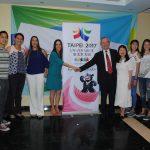 Deportistas mexicanos: ¡más alto, más fuerte, más rápido en Taiwán!