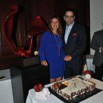 Desirée Navarro celebró su cumpleaños rodeada de familiares y amigos