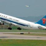 Despega a México primer vuelo de Southern Airlines