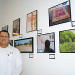 El fotógrafo ecuatoriano Juan Fernando Morales exhibió su obra fotográfica sobre los migrantes en México. Revista Protocolo Copyright©