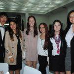 Juan Jaso, Fernanda Michua, Tanya Catdevila, Susana Ortega, María Valdés, Ana Paola Horta