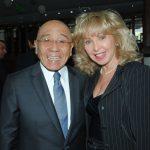 Sergio Ley y Wendy Coss