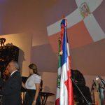 Dominicanos celebran en México su fiesta nacional