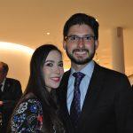 Karen Real y Carlos Martínez