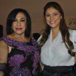 Adi Moreax y Nicauli de la Mota, ministras consejeras de la Embajada de República Dominicana en México
