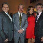 Francisco Villa, Federico Ortega, Emilia Alatriste y Luis del Castillo