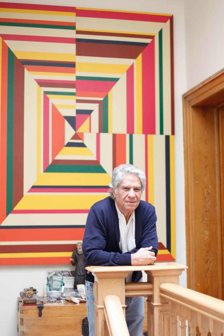 Rendirán un merecido homenaje a Eduardo Terrazas, icono de la plástica, el diseño y la arquitectura