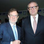 Julian Denys y Luis Noriega. Revista Protocolo Copyright©