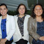 Mariana Doreay, Laura Guzmán y Graciela Giles. Revista Protocolo Copyright©