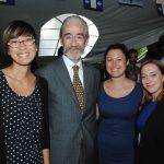 Stephanie Gregoire, Dionisio Arras, Clue Pelland Tessier y Julie-Valerie Girard. Revista Protocolo Copyright©