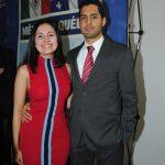 Andrea Reynoso y Jordy Juvera. Revista Protocolo Copyright©
