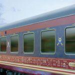 """El Deccan Odyssey es seleccionado como el """"Tren de lujo líder de Asia"""""""