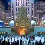 El gigante más famoso de Nueva York en Navidad