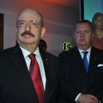 Carlos de Icaza, subsecretario de Relaciones Exteriores, y Eduardo del Río