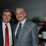 Gérard Signoret y Federico Ortega