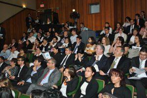 Entre los asistentes figuraron representantes de marcas francesas en México e integrantes del sector salud