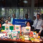 Entrega Copa Airlines donativo en especie para niños con cáncer