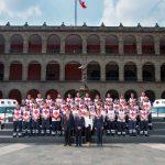 Reconoce EPN la labor altruista y humanitaria de la Cruz Roja Mexicana