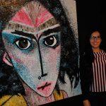 Nayla Altamirano. Foto propiedad de la revista Protocolo Copyright©