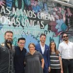 Exhibirán en Polanco obras monumentales inspiradas en el tequila