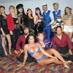 Distintas manifestaciones de erotismo reunidas en un solo evento