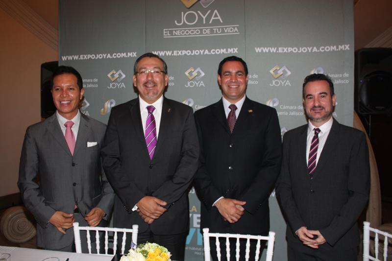 09f7e0a88355 Anuncian Expo Joya 2014 - Protocolo Foreign Affairs   Lifestyle