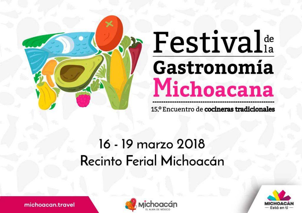 Festival de la Gastronomía Michoacana