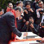 Crónica fotográfica: China y sus diplomáticos artistas