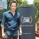 Adrián Ladrón, ganador del Ariel 2017 como mejor actor, acudió a la presentación de Finde Cine. Revista Protocolo Copyright©