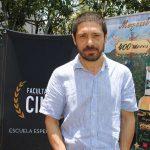 Héctor Kotsifakis, actor y protagonista del filme Histeria que se exhibe en Finde Cine todos los sábados de agosto. Revista Protocolo Copyright©