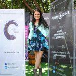 La bella actriz Tamara del Real aplaudió la iniciativa. Revista Protocolo Copyright©