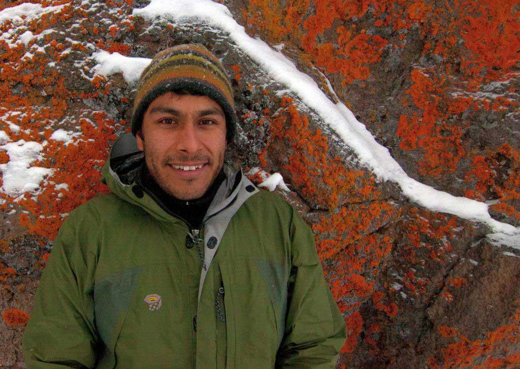 Biólogo de profesión y fotógrafo por elección, Rodrigo Sierra es uno de los ganadores del Concurso Internacional de la Imagen del Fini